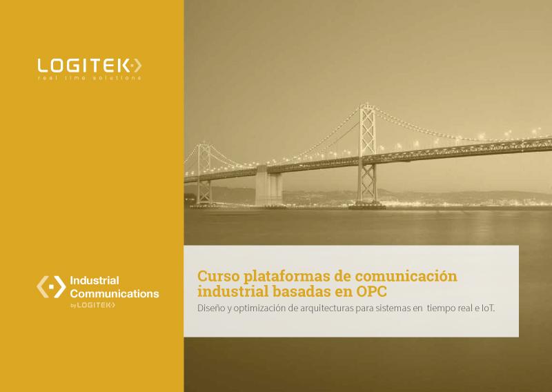 curso comunicaciones industriales plataformas OPC