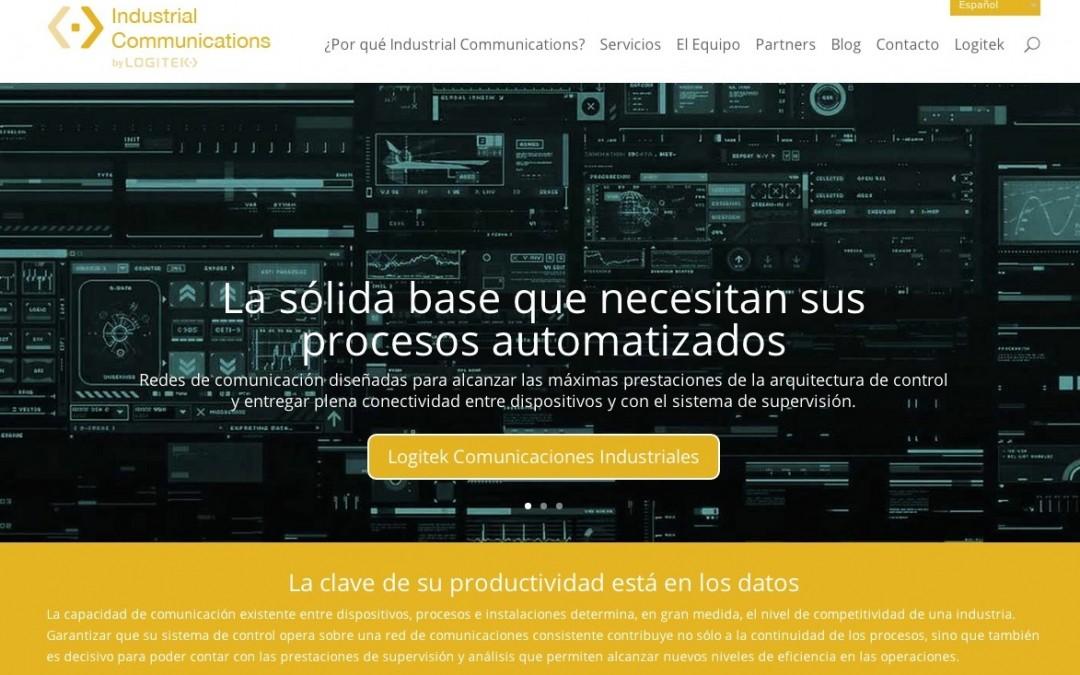 Nos presentamos: somos Industrial Communications by Logitek